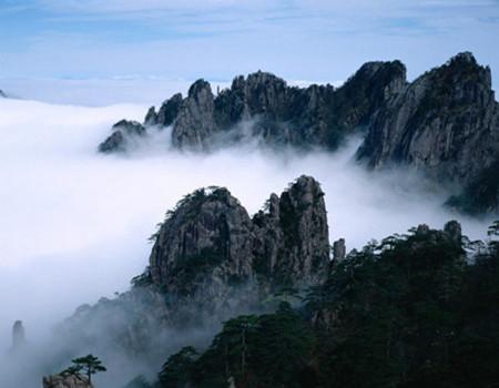 A5--黄山、温泉、宏村、屯溪老街五天双飞团