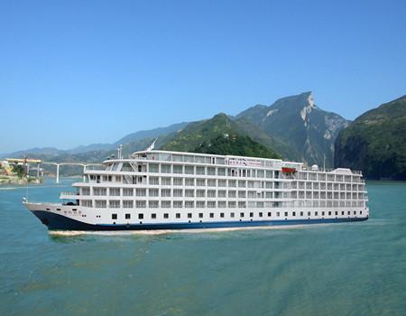 X;[惠游 五星凯娜号] 宜昌、长江三峡、重庆五天单飞单高铁游