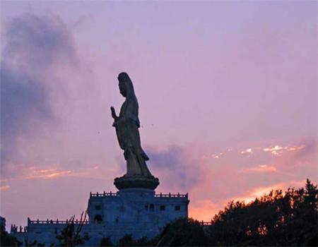 宁波、海天佛国普陀山、横店影视城双动五日寻梦之旅