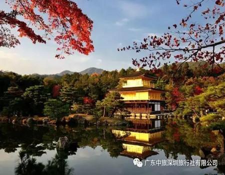 F;日本关西一天私属双古都北陆米其林世界遗产6天游