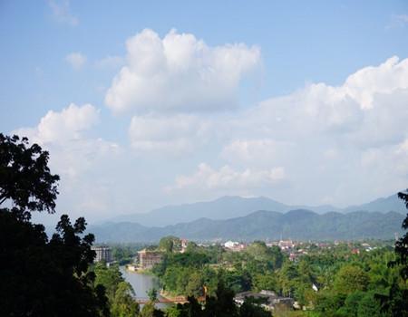 万象之都--老挝·琅勃拉邦·万象·万荣·独家南俄湖6天纯玩之旅(琅进万出)五星纯玩