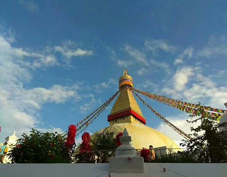 L:尼泊尔8天7晚徒步轻奢体验之旅 (广州往返)