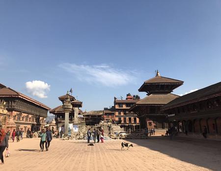 尼泊尔全景八天之旅(四飞)