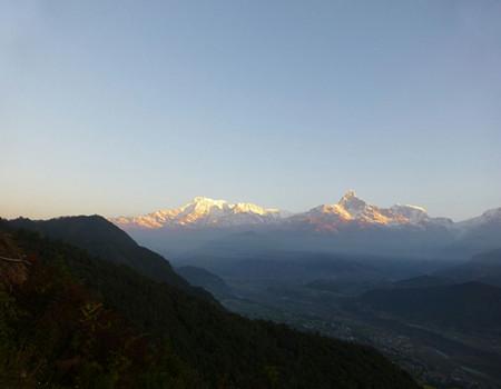 尼泊尔经典六天五晚之旅
