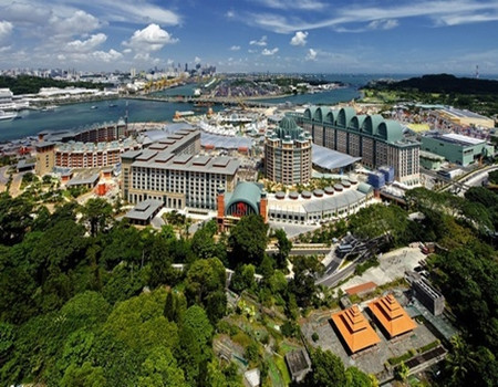 Z;新加坡+民丹岛5天4晚精华游(深圳往返)