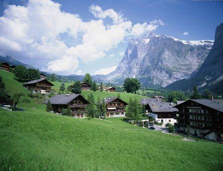 C;瑞士一地豪华火车体深度游10天四星纯玩团