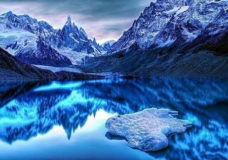 C;北欧冰岛深度+四国双峡湾13天一价全包