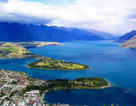 D;新西兰南北岛11天环岛体验