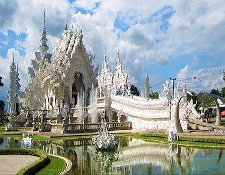 B;泰国缤纷清迈清莱五天经典之旅