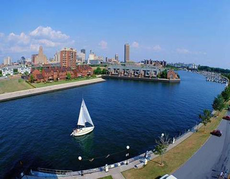 C;美国东西岸六大名城(波士顿)+六大名校+羚羊彩穴+3大博物馆深度游14天