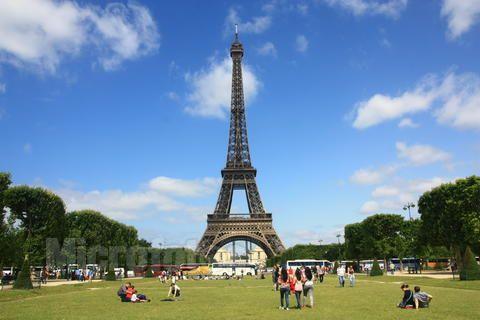 C;流光溢彩-乐趣法国纯玩10天