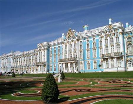 X;轻奢系列·俄罗斯双首都+小镇8天璀璨之旅