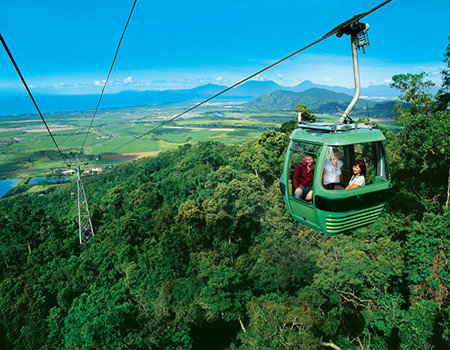 X;澳洲自然美景外堡礁五星纯玩8天之旅(澳洲航空-香港往返)