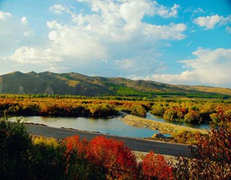 Z-B53;伦贝尔大草原.莫日格勒河.额尔古纳湿地.二卡湿地景区.蒙古人游牧部落双飞六日游(2天房车-直飞)