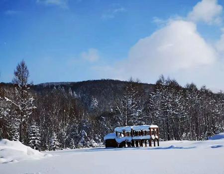 D-北海道白色之恋温泉美食尊享六天团