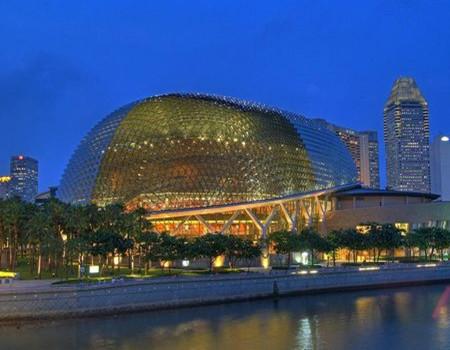 HQ-【新加坡纯玩-五星】金沙空中花园•河川生态园•科学馆•牛车水纯玩五天团(深圳往返)