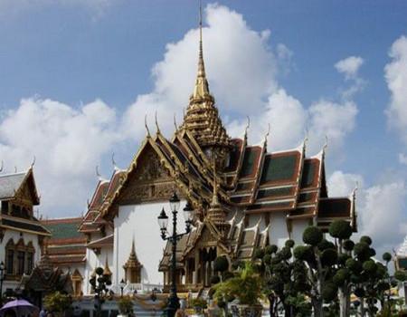 D;品质泰国--曼谷芭提雅豪华美食六天游(香港往返)