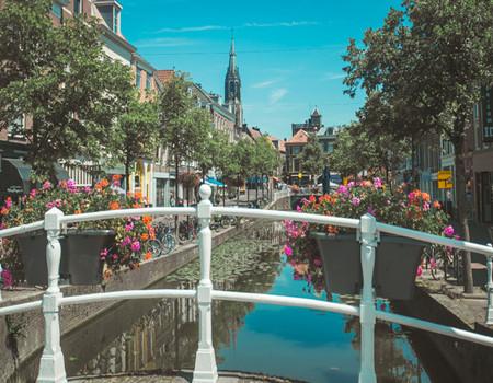 """Y;""""荷""""你邂逅此""""时""""——荷兰比利时10天纯玩(香港往返)"""
