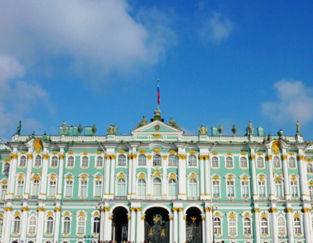 E;舌尖上的俄罗斯--美食豪华五星之旅9天