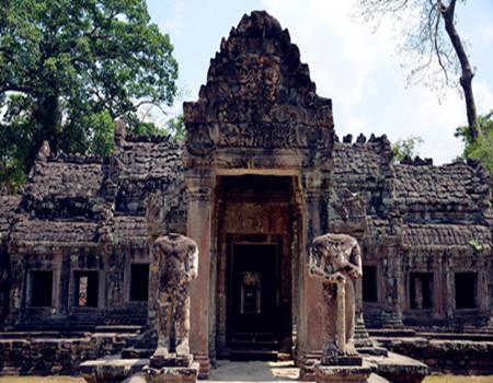 D;【尊享·纯玩】 柬埔寨金边&吴哥五天三飞