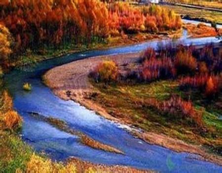 X-A3:呼伦贝尔.莫日格勒河.白桦林.莫尔道嘎国家森林公园.根河湿地.186彩带河.黑山头.满洲里双飞5日游(纯玩)