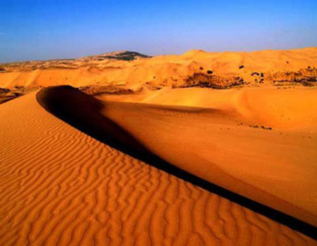 X-B1:【金秋内蒙古】沙漠.湿地.温泉.希拉穆仁草原.银肯响沙湾.哈素海湿地.乌兰活佛府双飞五日游