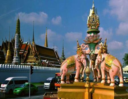 J;[轻享曼芭] 曼谷•芭提雅•金沙岛6天自由自费之旅