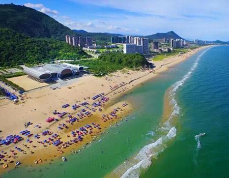 阳江海陵岛南海一号博物馆+大角湾+马尾岛+渔家乐游船两天游