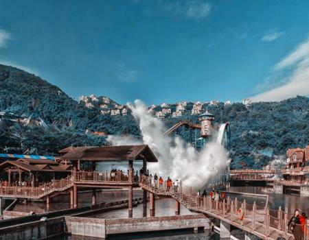东部华侨城大峡谷和茶溪谷一日游