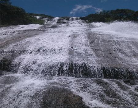 T;流溪河森林公园、白水寨瀑布、真人CS品质二天游