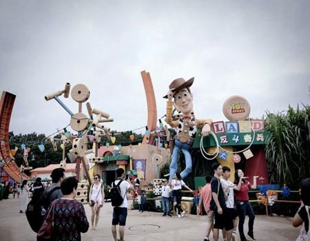 香港海洋公园+迪士尼乐园纯玩两日游