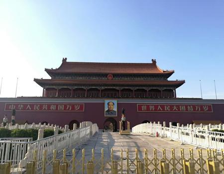 Y-V-5;北京五天双飞地道北京零距离私家团(无自费无购物)